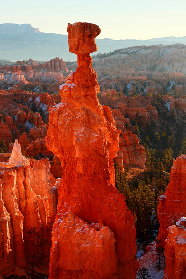 Bryce Photograph - Thors Hammer At Sunrise by Pierre Leclerc Photography