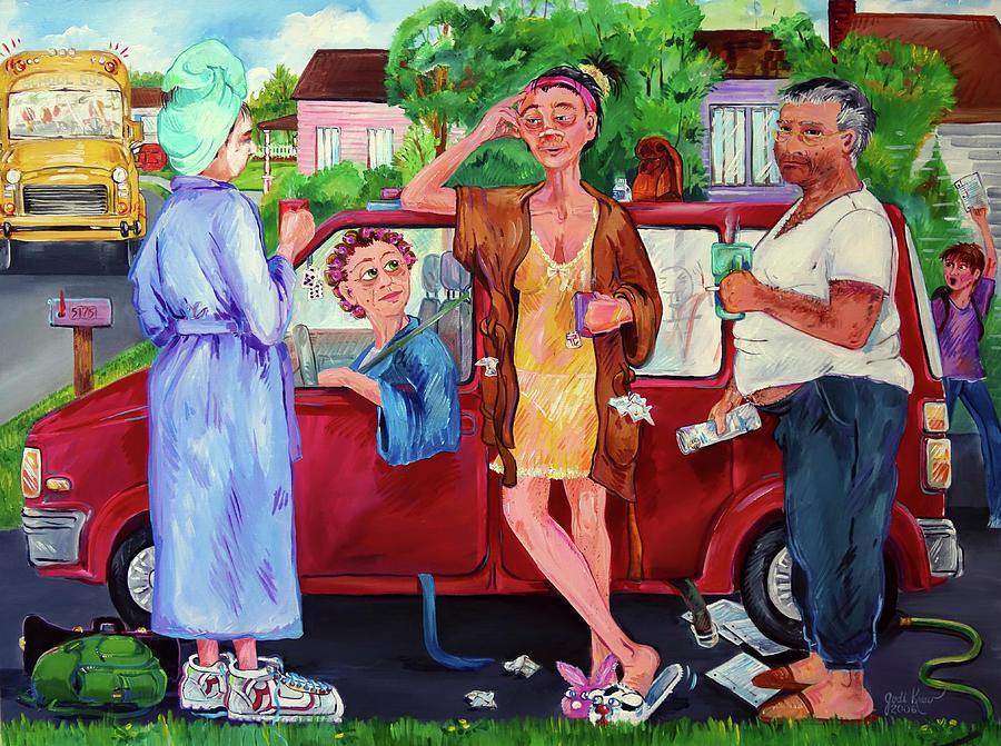 Those Driveway Divas by Judi Krew