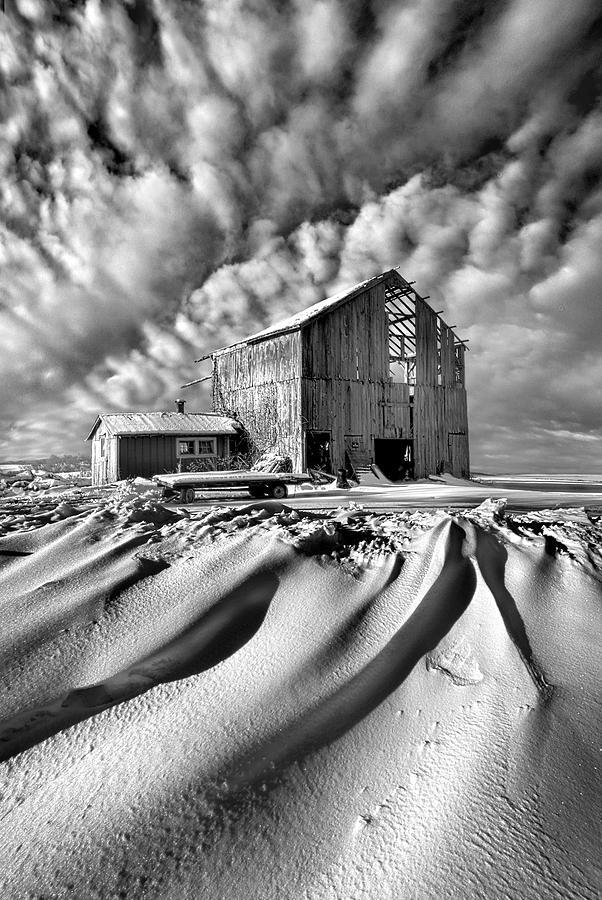 самые красивые черно белые фотографии это место