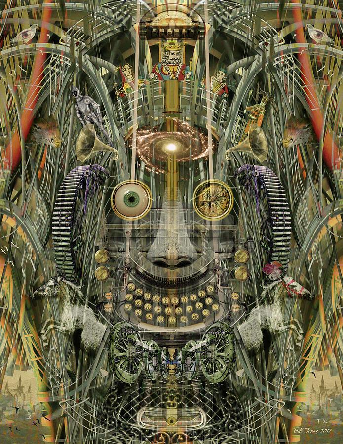 Thought Processor by Bill Jonas