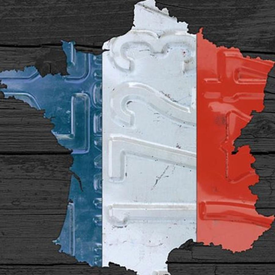 Paris Photograph - Thoughts And Prayers For The People Of by Design Turnpike