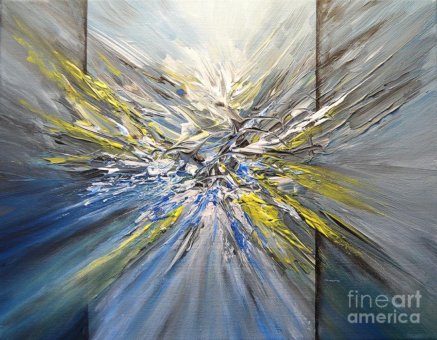 Three D abstract one zero eight by Greg Moores