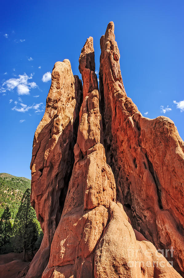 Adventure Photograph - Three Graces by Charles Dobbs