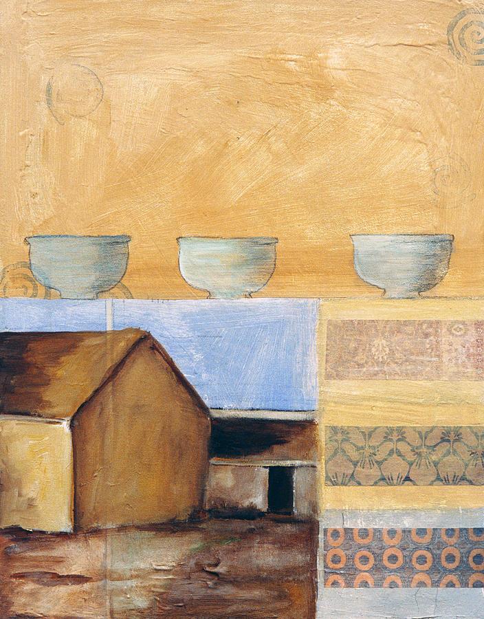 Three Vessels by BARBARA J HART