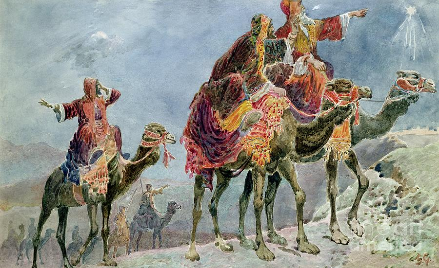 Image result for 3 wise men renaissance painting