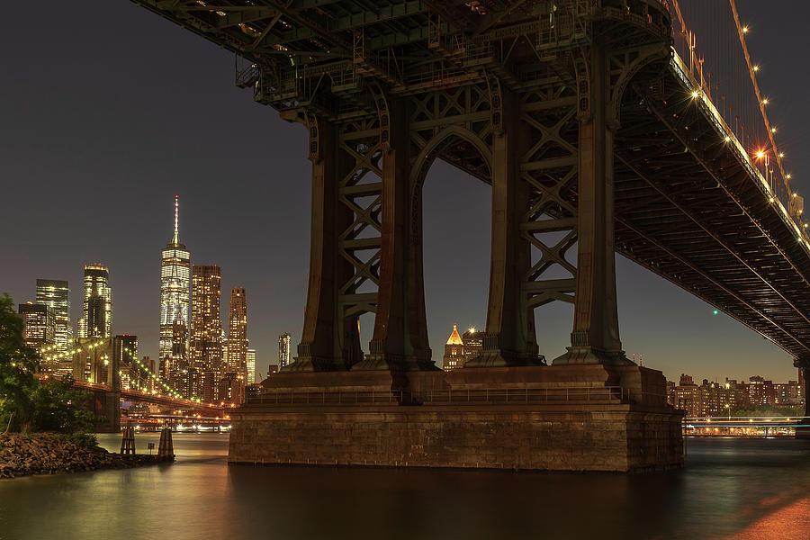 Through The Bridge by Samantha Kennedy