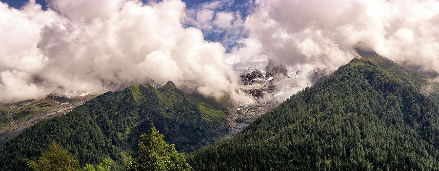 Through the Clouds by Chris Boulton