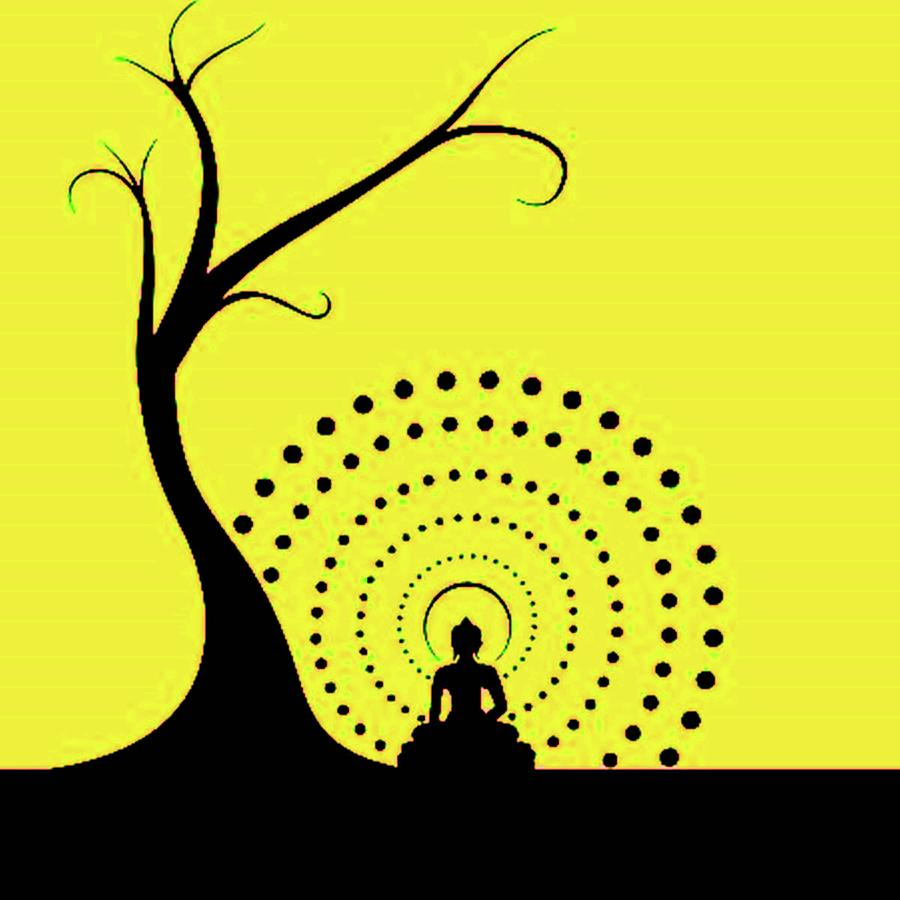 Buddhism Photograph - Through The Eye Of Buddhism by Mohd Ifteekhar