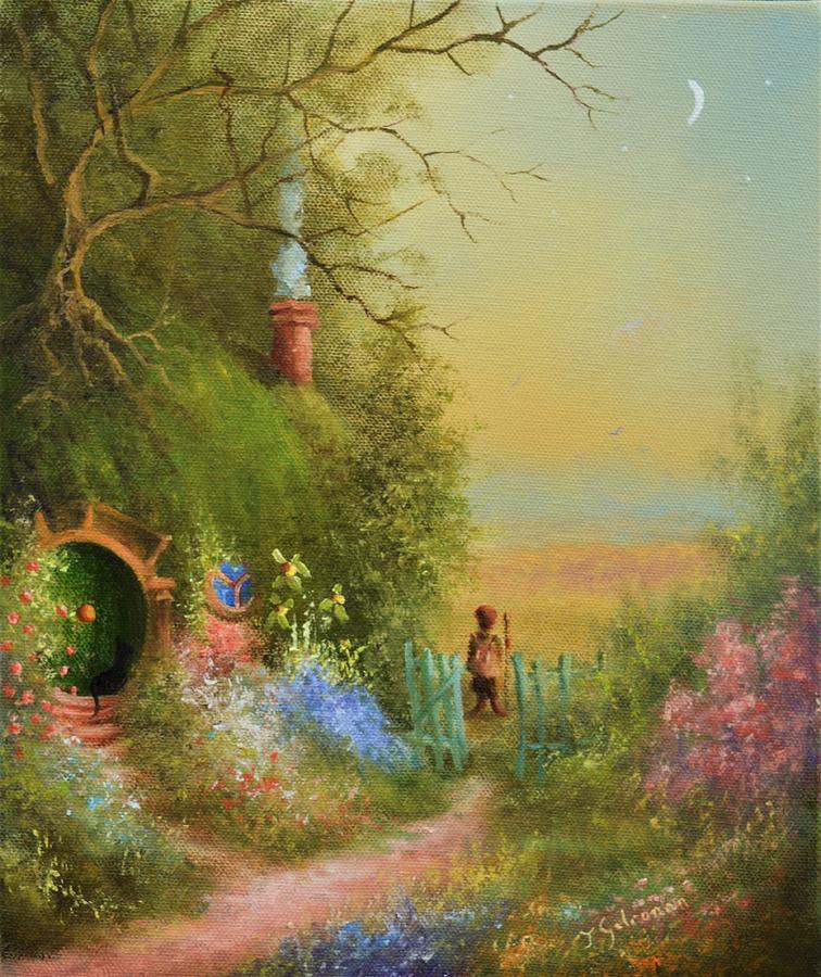 Through The Gate by Joe Gilronan