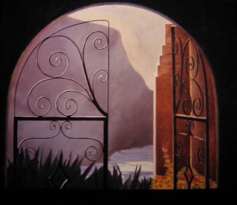 Through the Gate by Keith Gantos