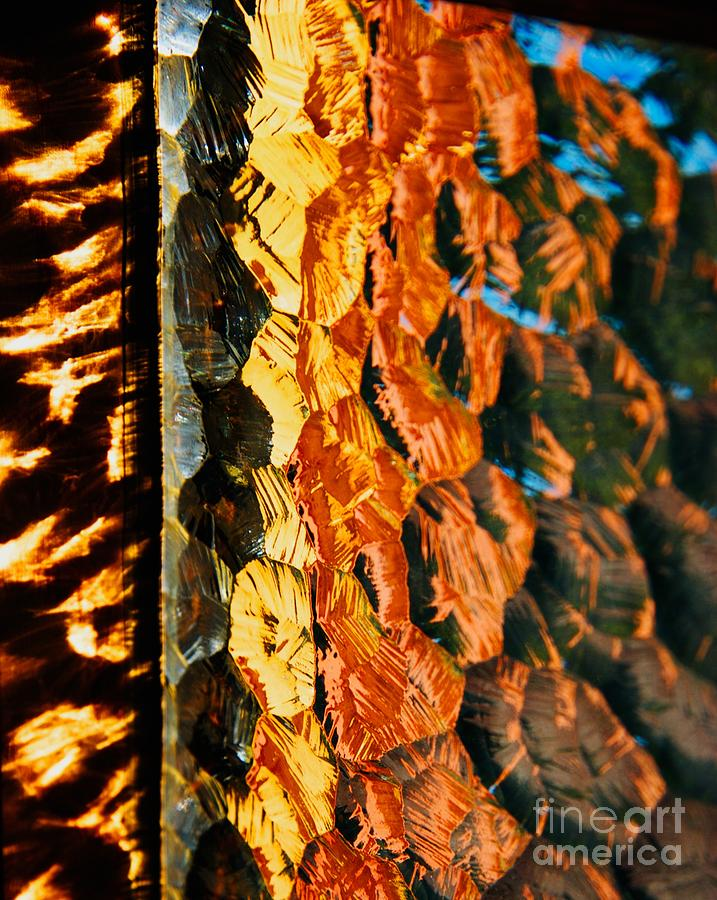Glass Photograph - Through The Glass by Hideaki Sakurai