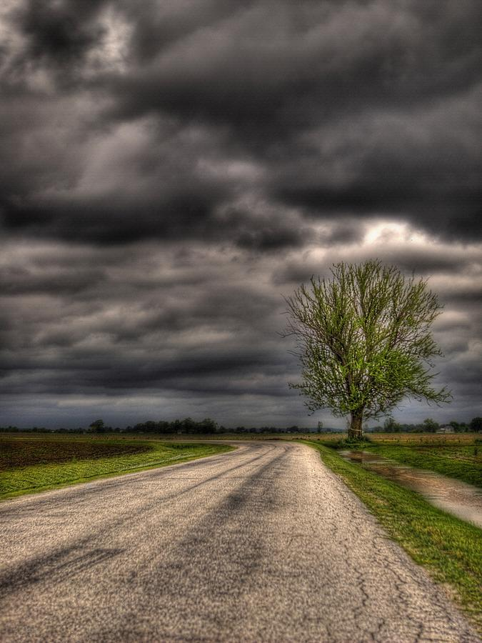 Thunder Alley Photograph