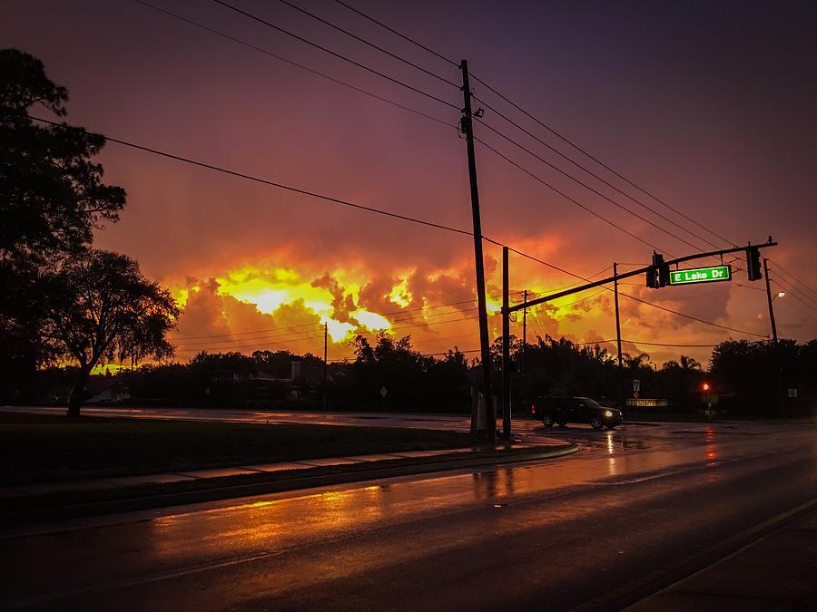 Thunder Road Photograph