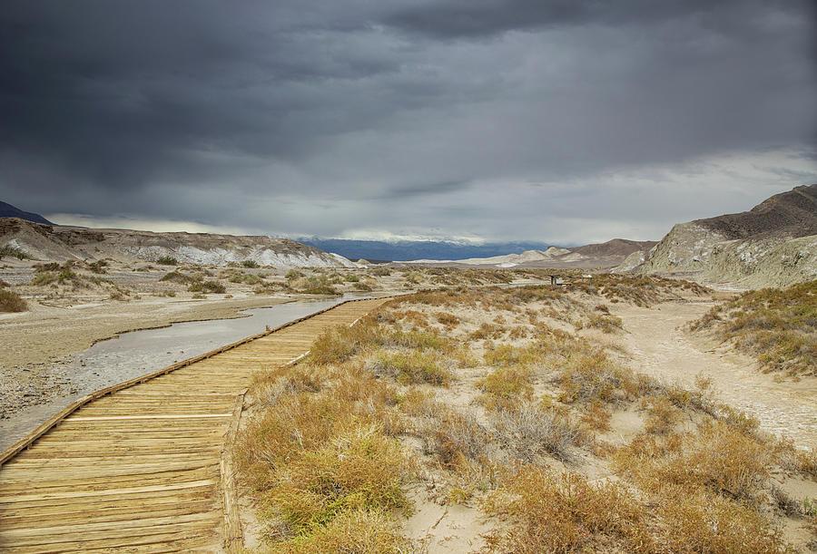 Thunderstorms over salt creek by Kunal Mehra