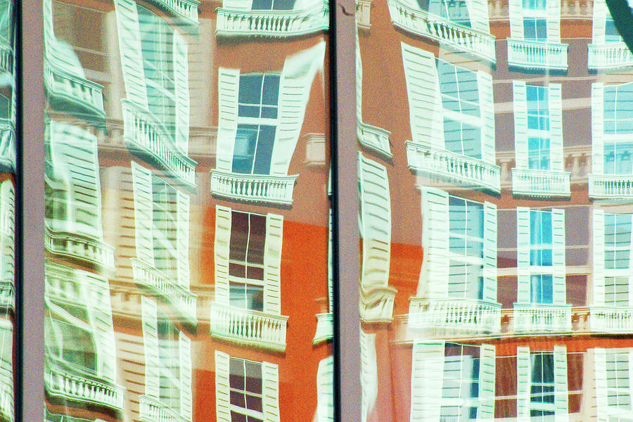 TI Reflection by Richard Henne