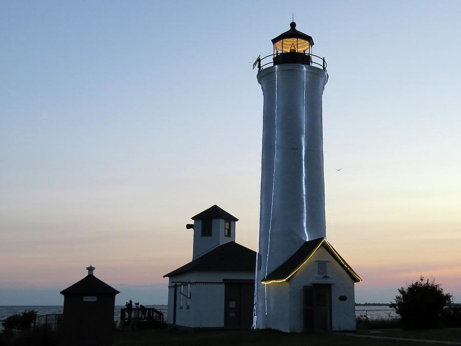 Tibbetts Point Lighthouse Photograph