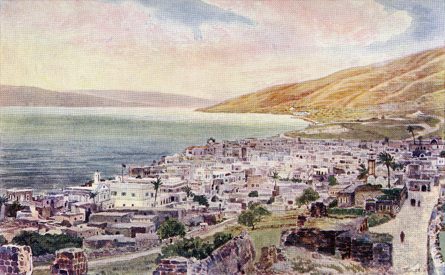 Image result for sea of galilee drawing
