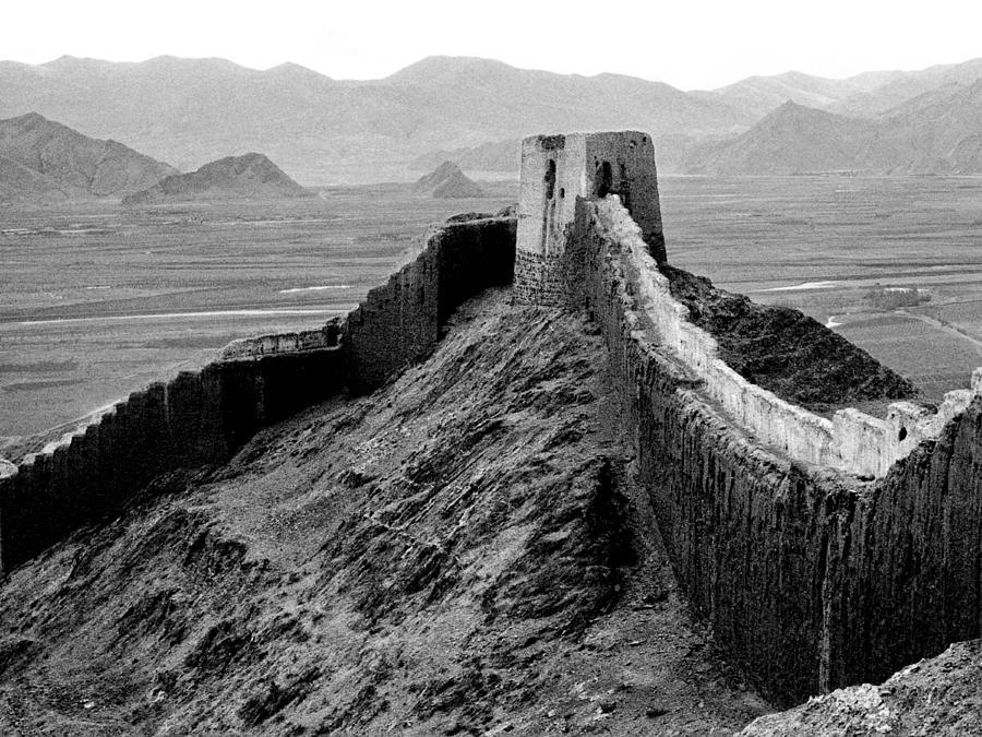 Tibetan Fort by Neil Pankler