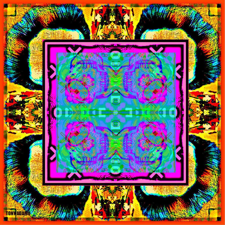 Tic Tac Do Die Digital Art by Tony Adamo