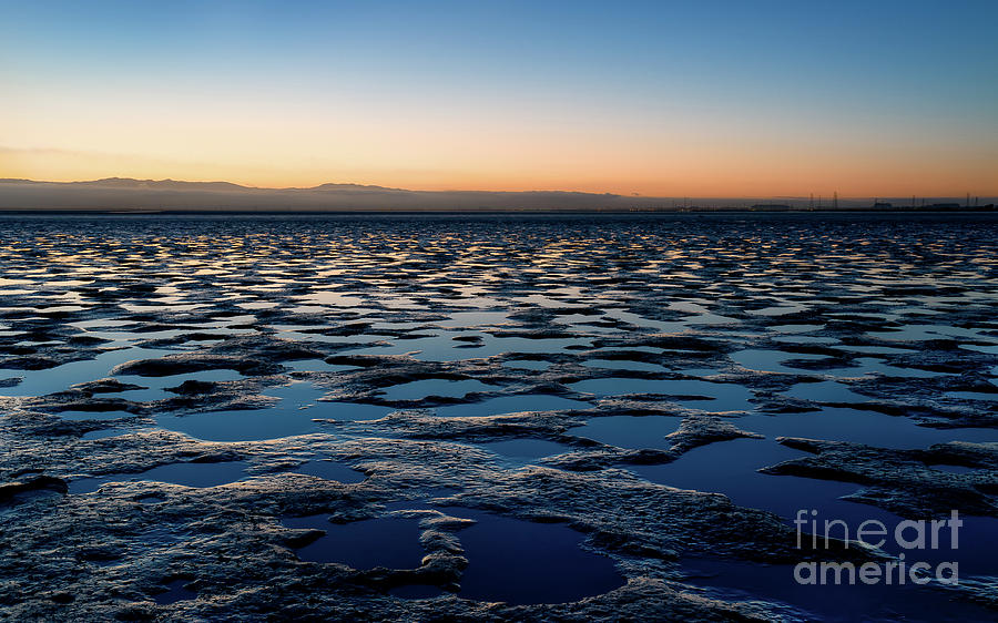 Tidal Flat by Dean Birinyi