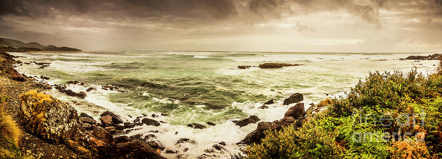 Tidal vastness by Jorgo Photography - Wall Art Gallery