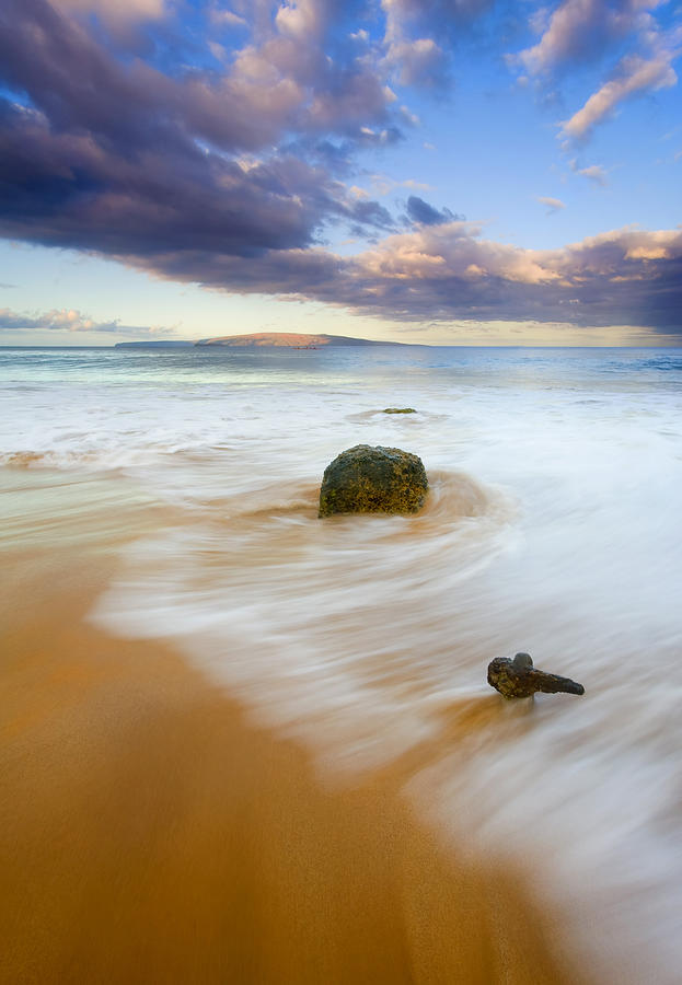 Maui Photograph - Tied To The Past by Mike  Dawson
