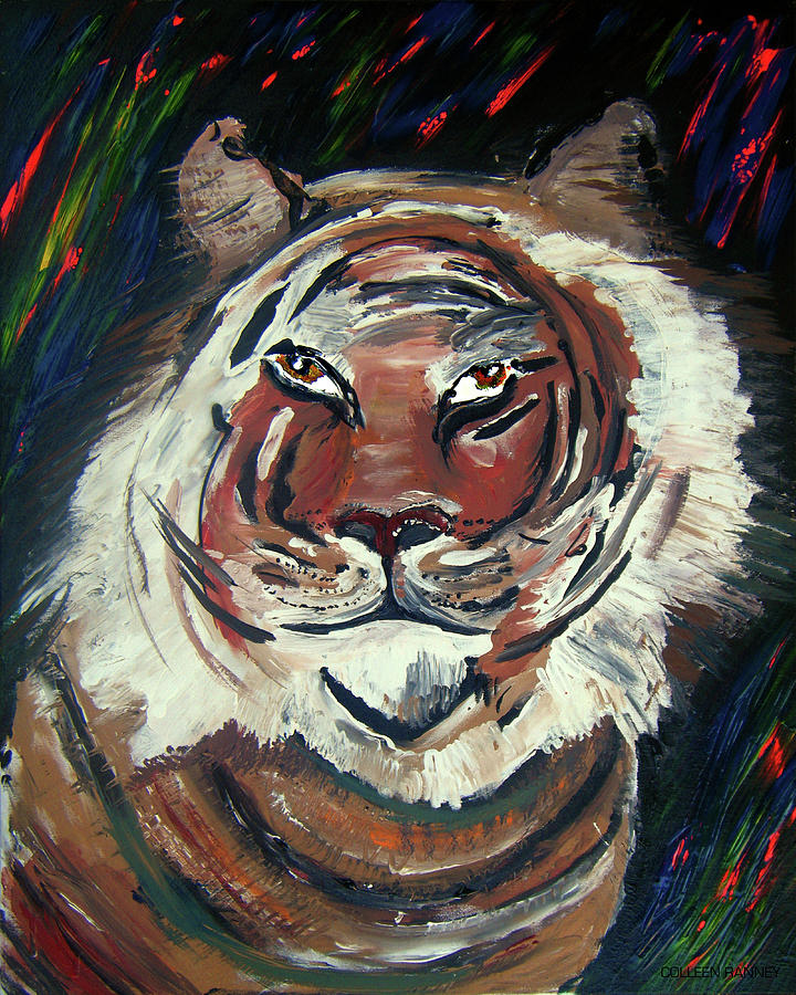 Tiger by Colleen Ranney
