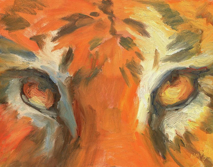 Tiger by Mark Haglund