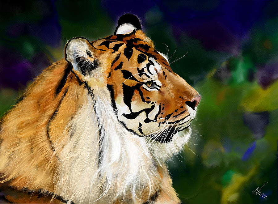 Tiger by Norman Klein