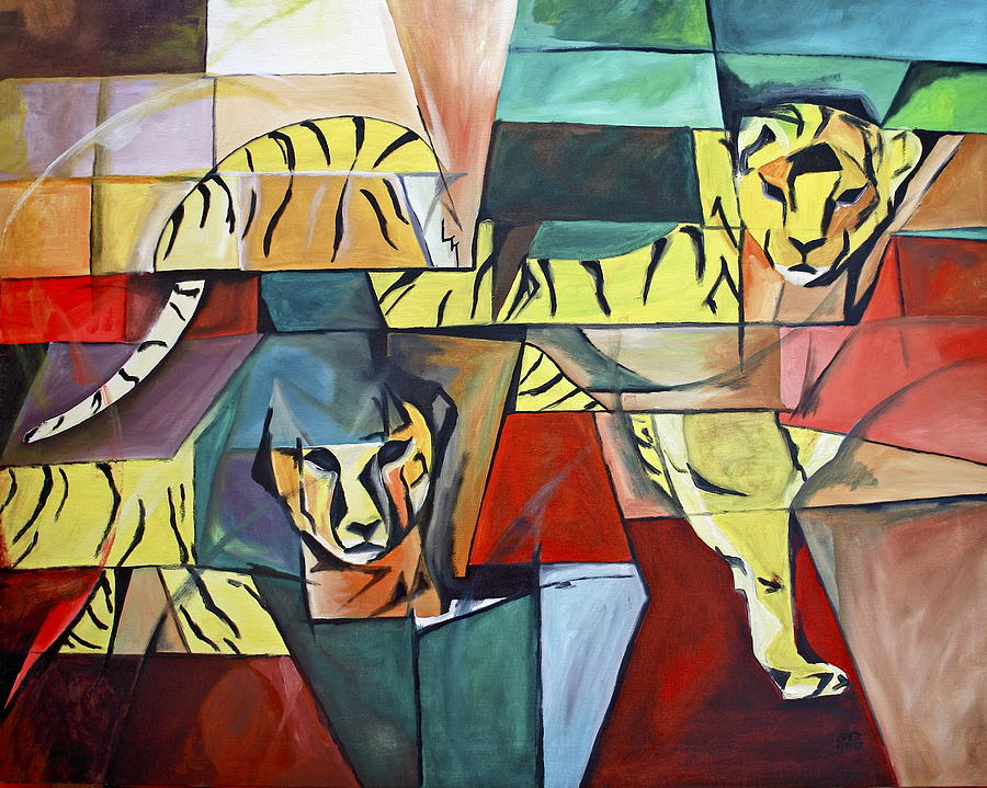 Tiger Nr2 by Harri Spietz