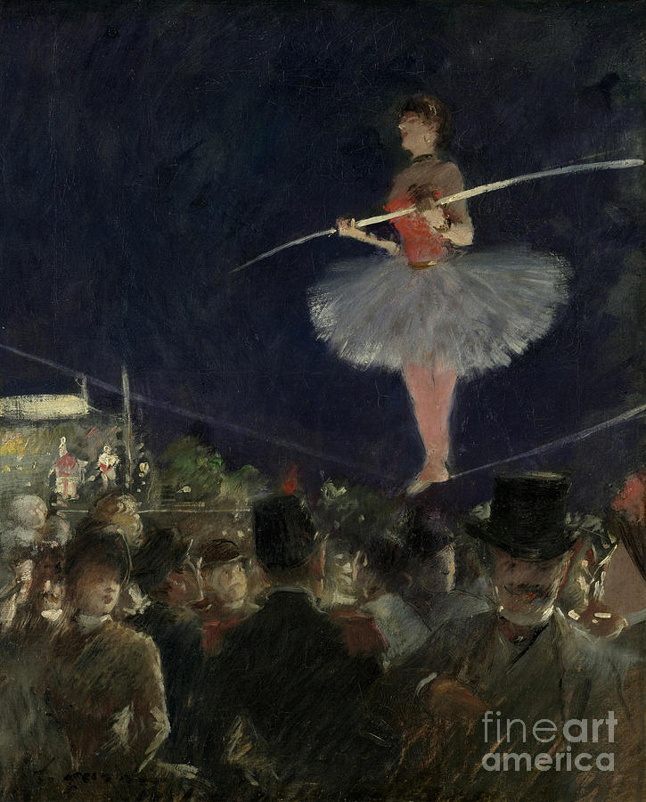 Рaаштинки РїРѕ запшосђ jean louis forain tightrope walker