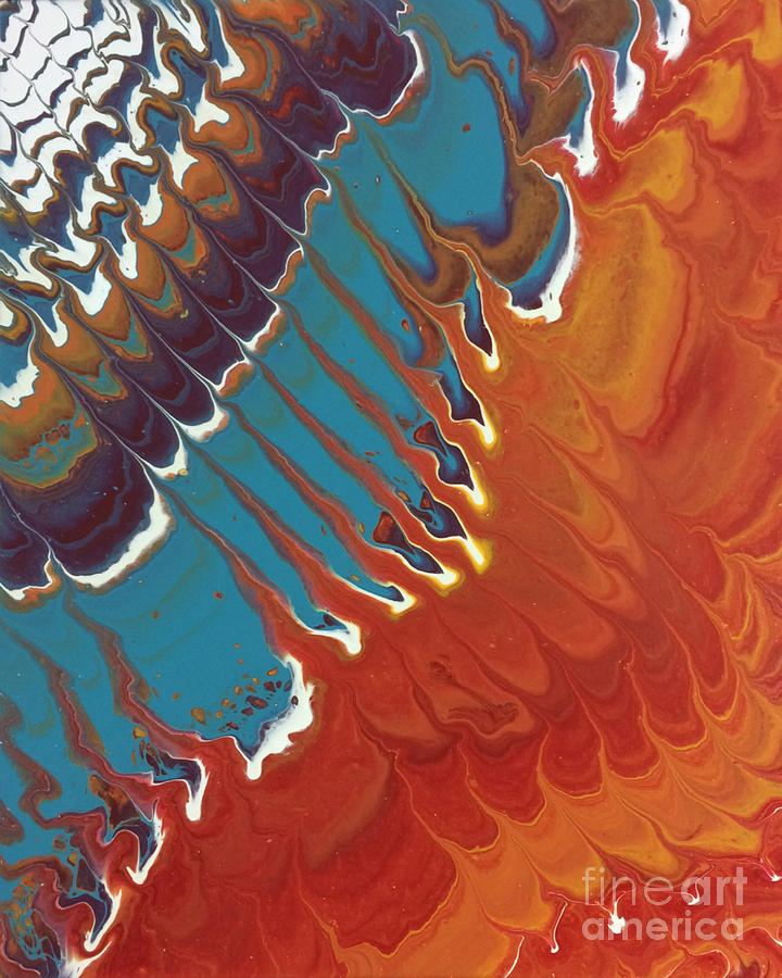 Timbral Strata 3 by Lon Chaffin