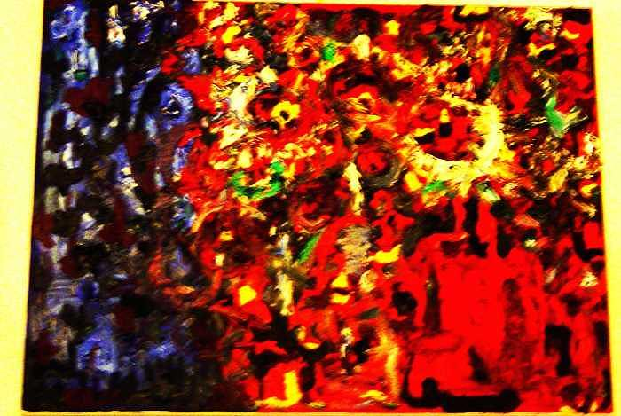 Time  Author Jesus Christ Kept For Oprah Winfrey By The Hands Of The Almighty Painting by Madona Madona