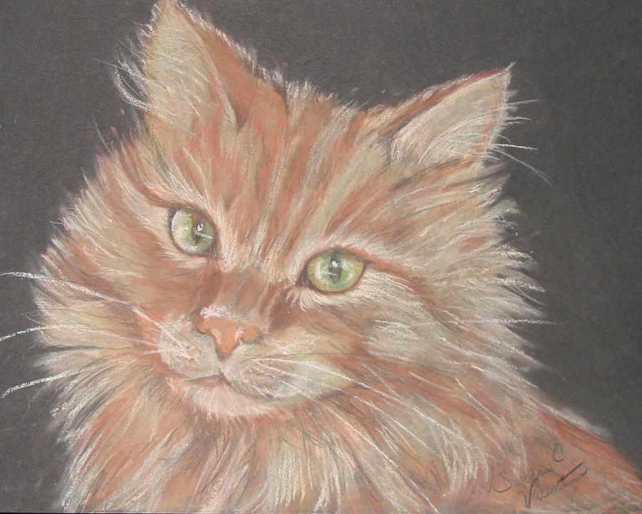 Kitty Pastel - Time For Your Closeup Miss Tia by Sandra Valentini