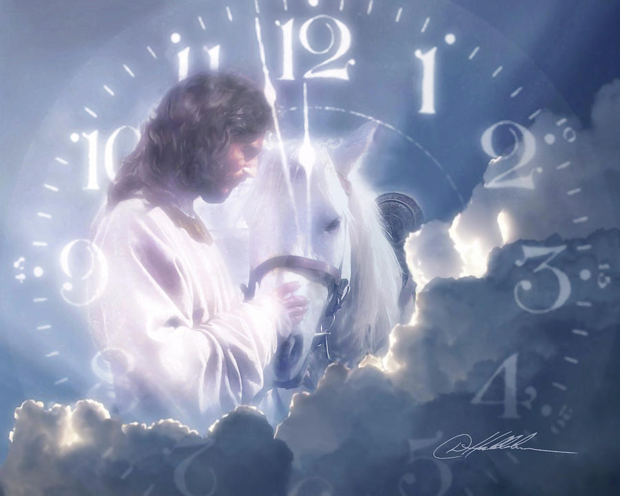 Time Is At Hand Painting