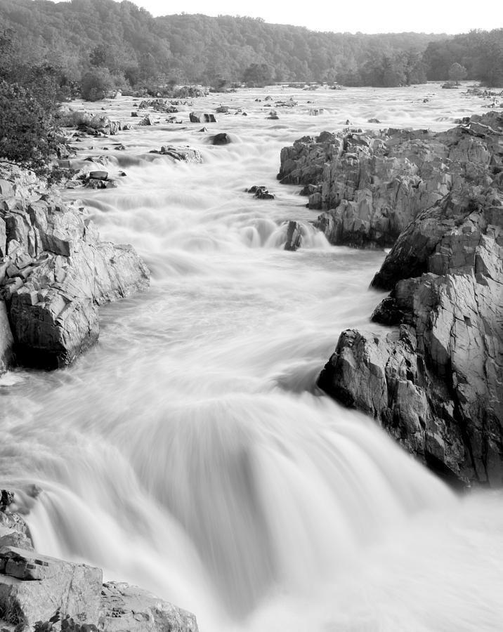 River Photograph - Time by Mitch Cat