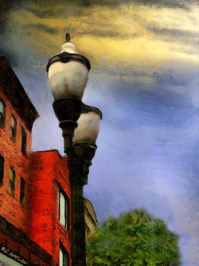 Time to Light the Lamps by RC DeWinter