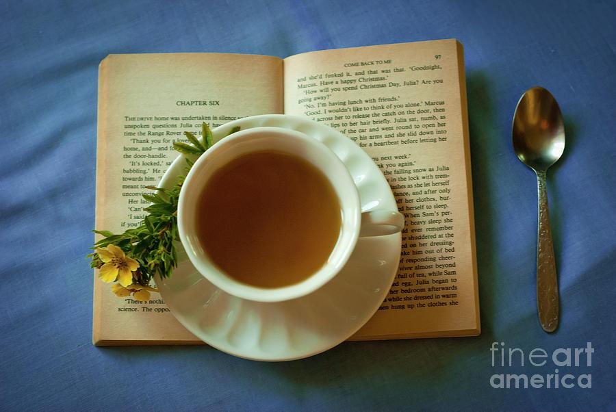 Time To Tea Photograph