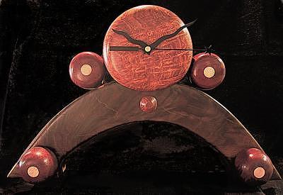 Time Traveler Sculpture by Chuck Turigliatto