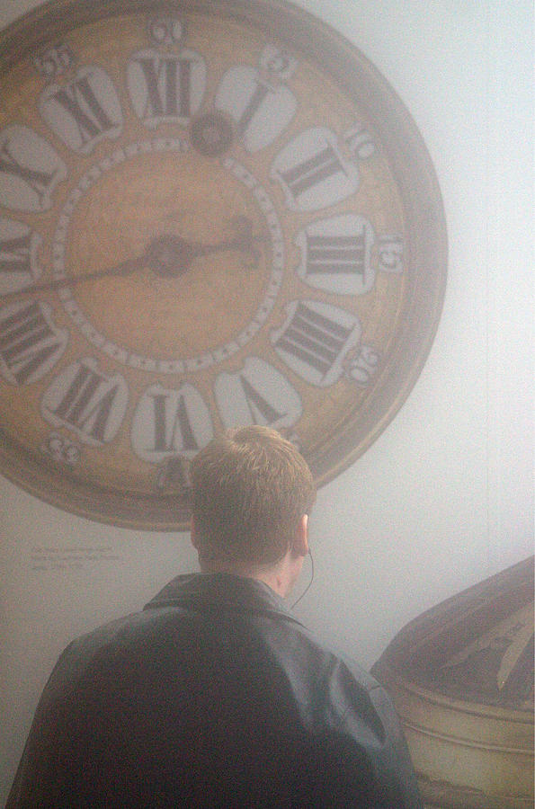 London Photograph - Time Watching by Jez C Self