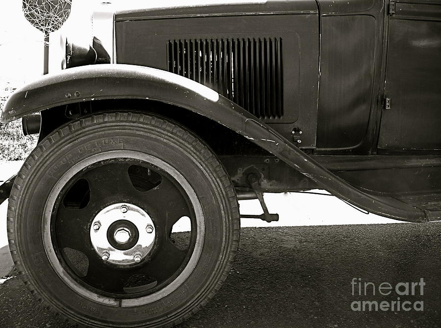 Car Photograph - Timeless by Amy Strong