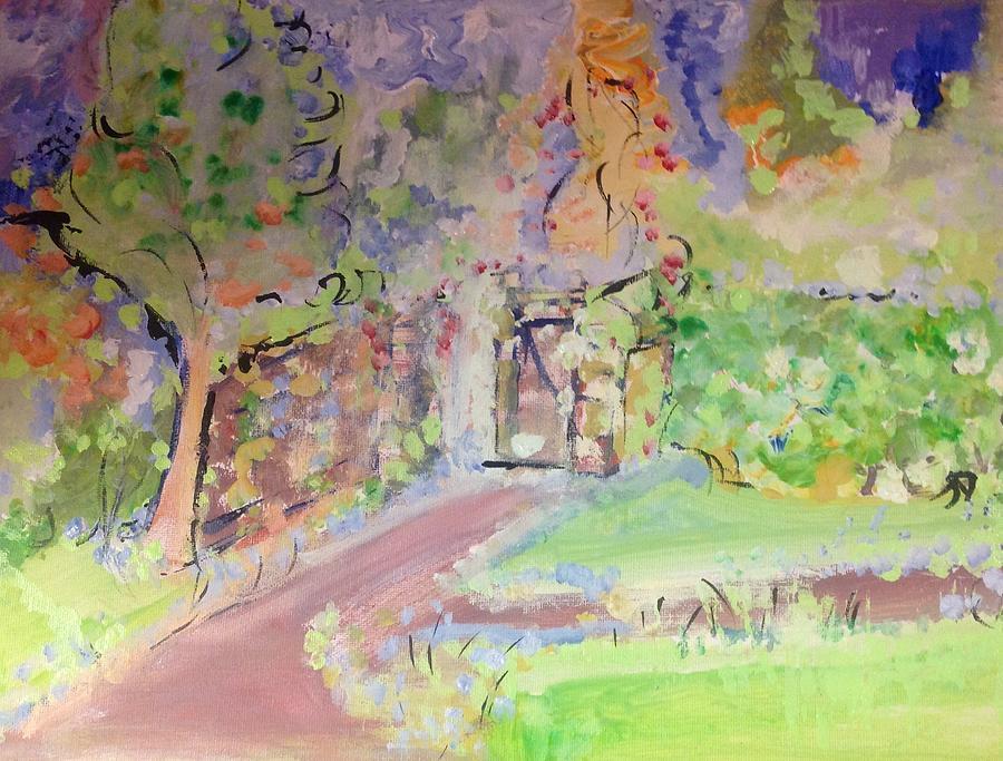 Timeless Garden Painting