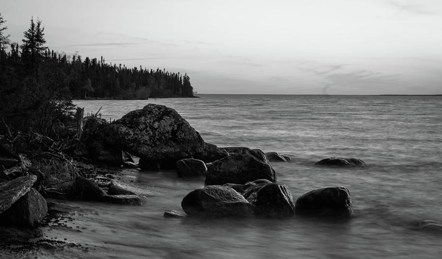 Black And White Photograph - Timeless Nature by Paki OMeara
