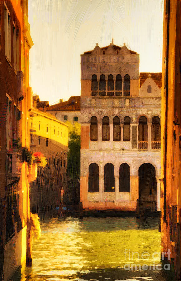 Timeless Venice by Sheila Laurens