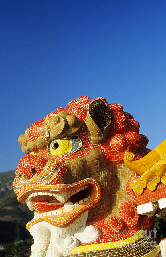 Afternoon Photograph - Tin Hua Temple by Gloria & Richard Maschmeyer - Printscapes