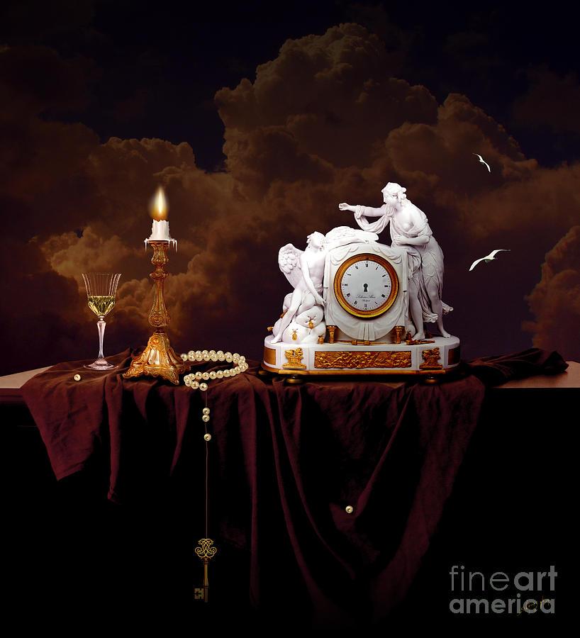 Tired Angels by Alexa Szlavics