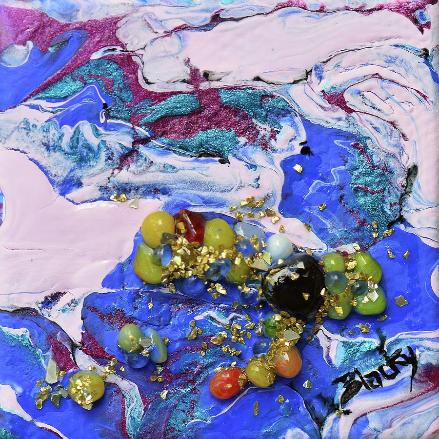 Tiree Mixed Media by Donna Blackhall