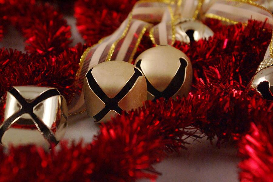 Christmas Greeting Card - Tis the Season by Sonja Anderson