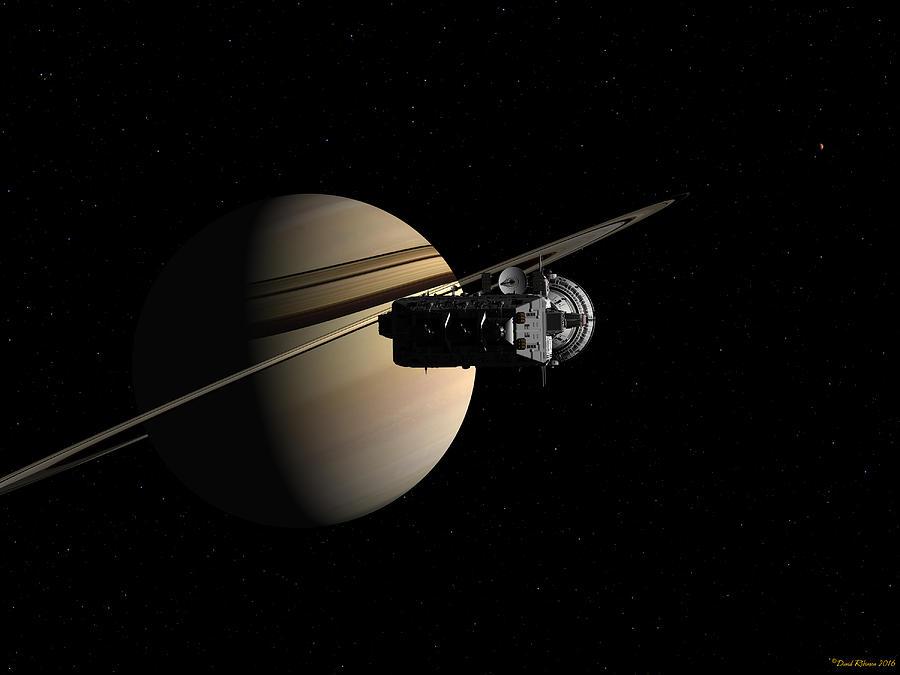 Titan in sight by David Robinson