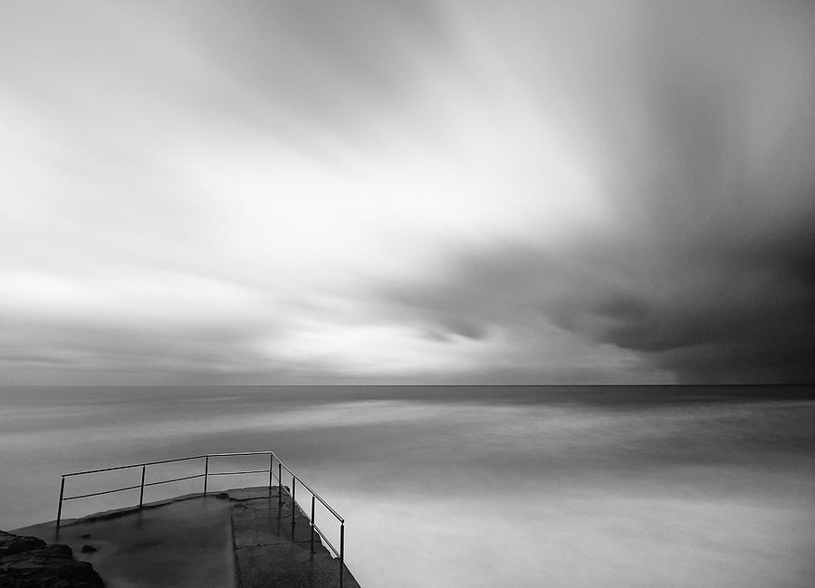 Seascape Photograph - Titanic by Mihai Florea